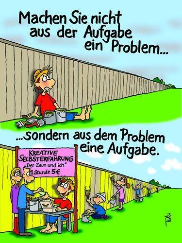 Probleme als Aufgaben verstehen erleichtert den Weg ins ...