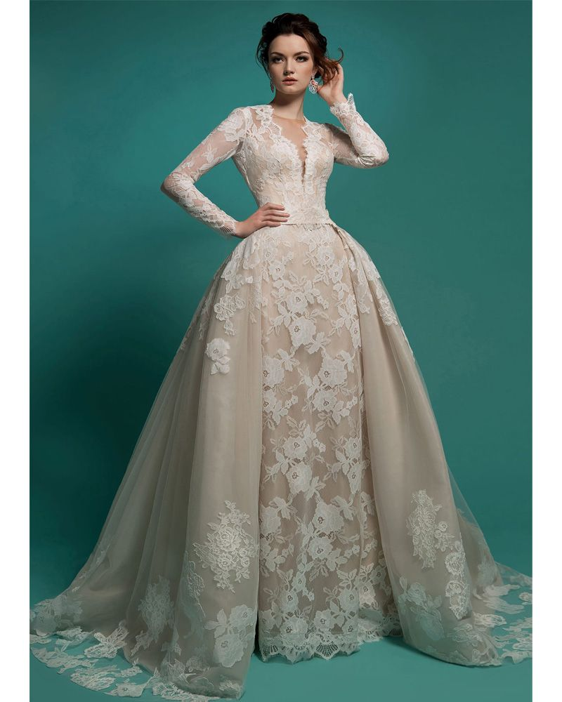 Wedding Dress, Lace-Up Wedding Dress, New Arrival Wedding | wedding ...