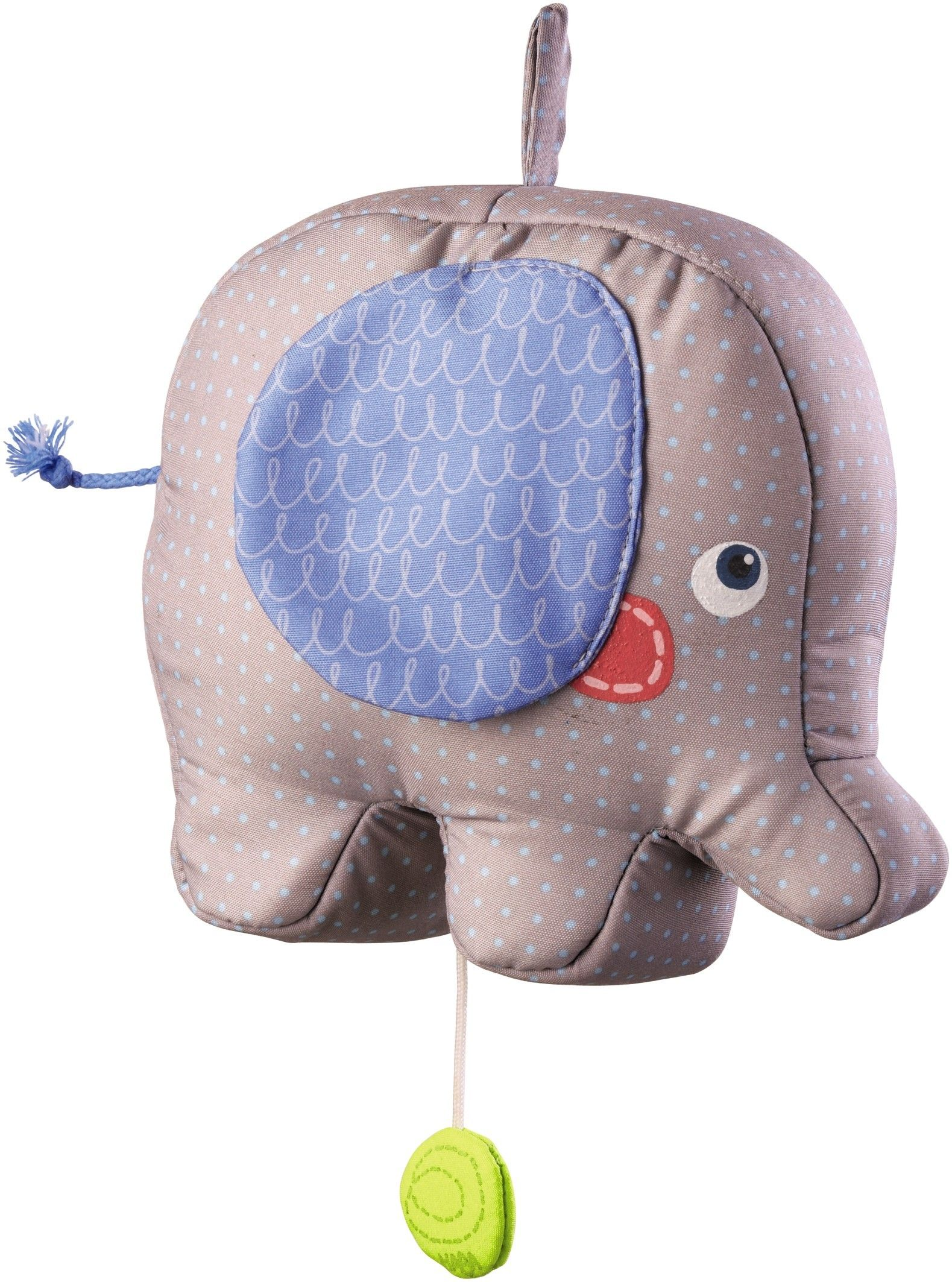 Elephant Egon Musical Box - Infant Crib Toy