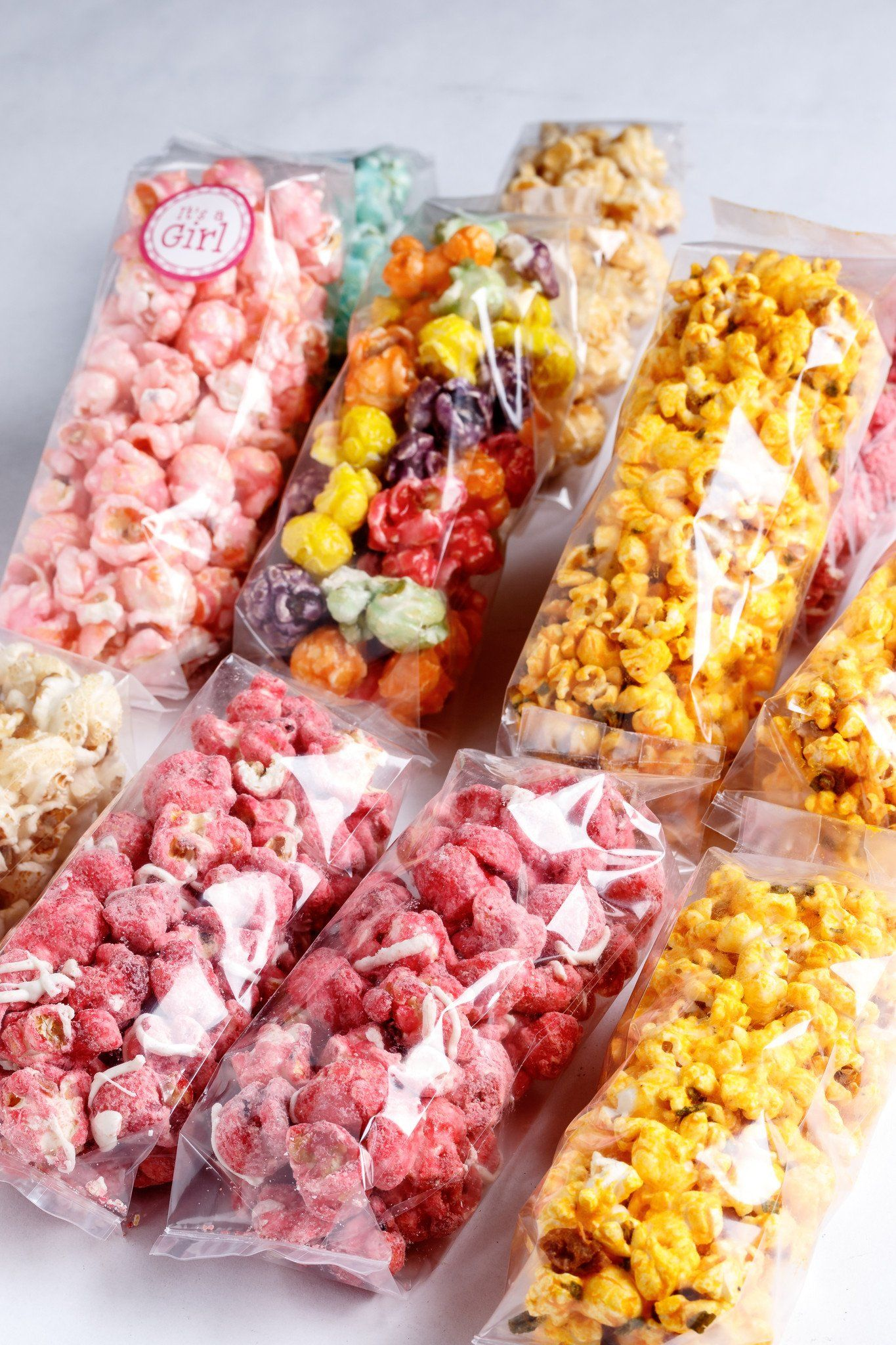 Popcorn Favor Size Bags 50 Pk In 2020 Popcorn Favors Food