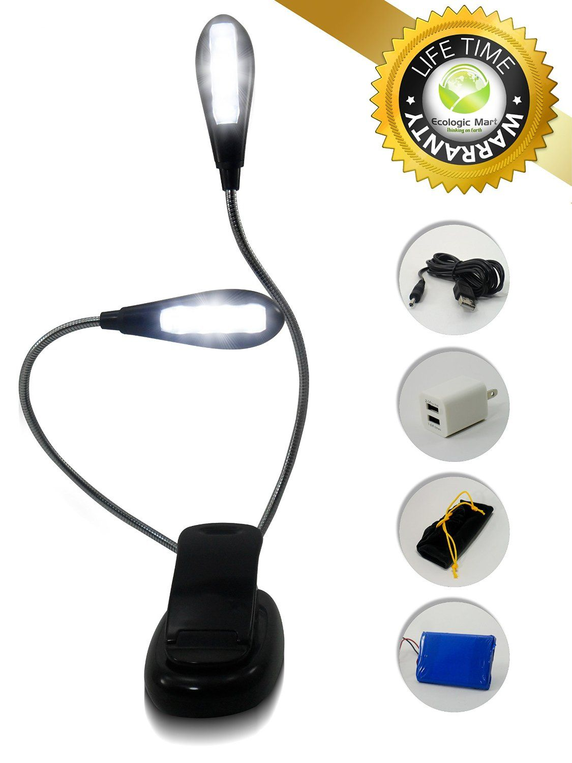 Best Book Light Stunning Best Book Lights For Reading In Bed  The 5 Best Book Lights For Review