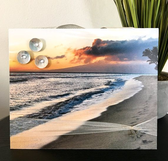 Sunset Walk on the Beach Wedding Hawaii Tropical by Frameamemory1