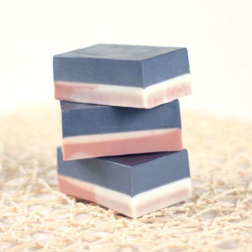 Charcoal And Rose Clay Spa Bar Kit