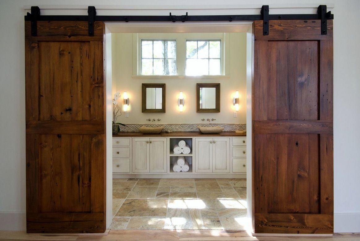 Rustic wood interior doors - Image Result For Benefits Of Barn Doors