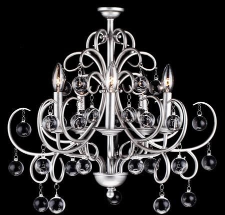 five light chandelier let there be light pinterest fort worth