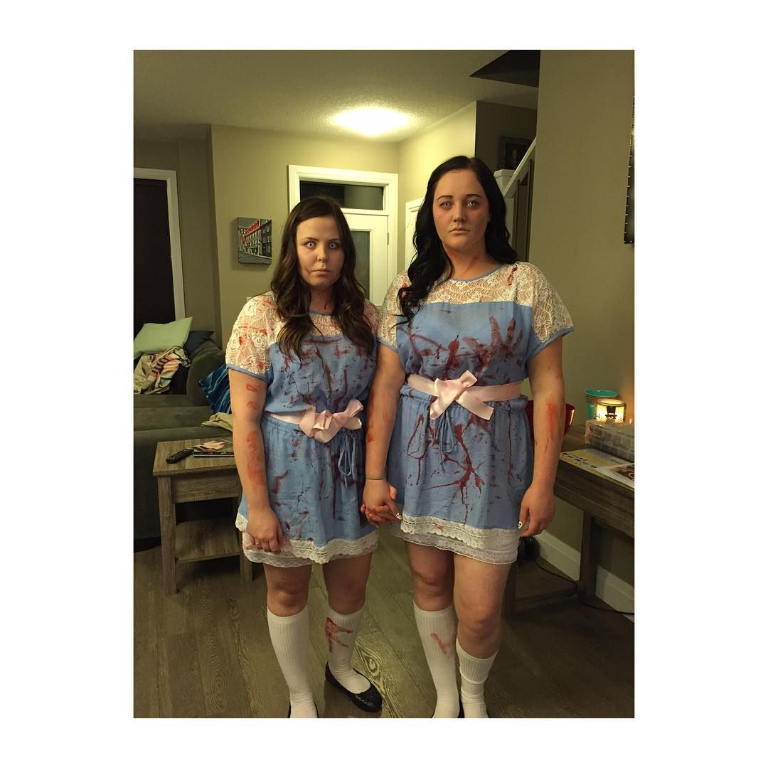 31 Insanely Ingenious DIY Costumes For BFFs  sc 1 st  Pinterest & 31 Insanely Ingenious DIY Costumes For BFFs | Home-made Halloween ...