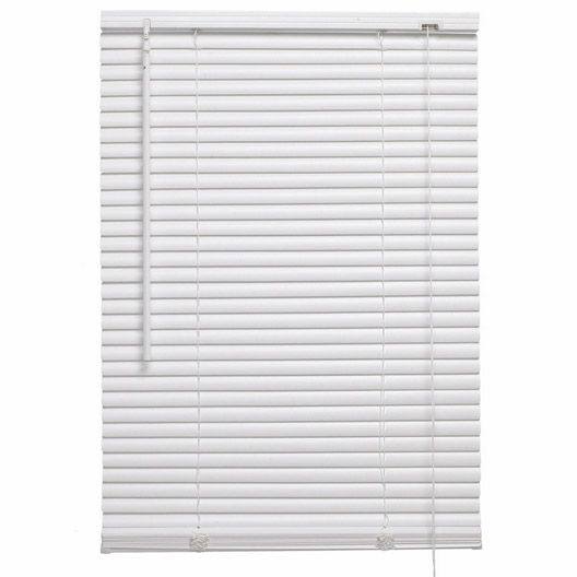 Store Venitien Pvc Inspire Blanc Blanc N 0 50x175 Cm Blinds Best Places To Live Bathrooms Remodel