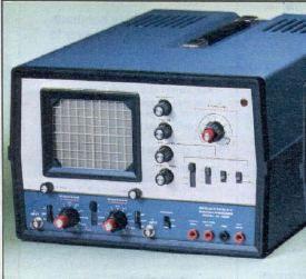Heathkit Oscilloscope, The most complex kit I ever assembled