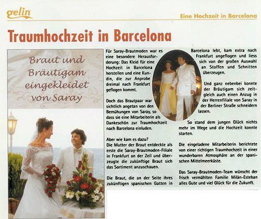 Saray Brautmoden - Brautkleider Referenzen