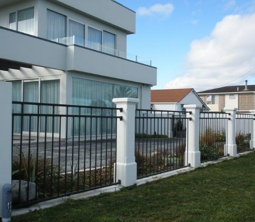 modelos de rejas para casas modernas modelos de vallas de seguridad