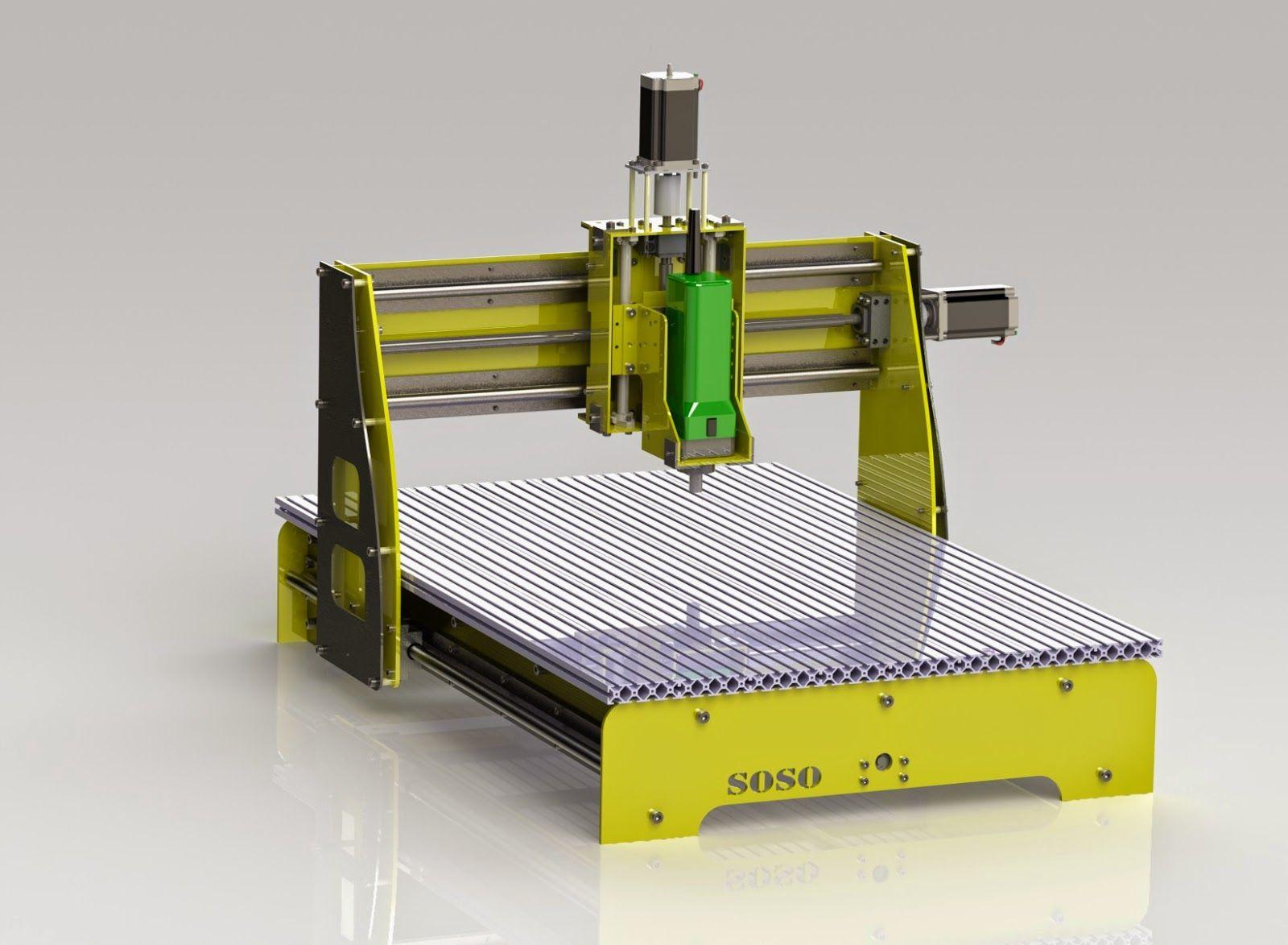 eDocs Mecatrónica: Planos 3D CNC 3 Ejes SolidWorks 2011