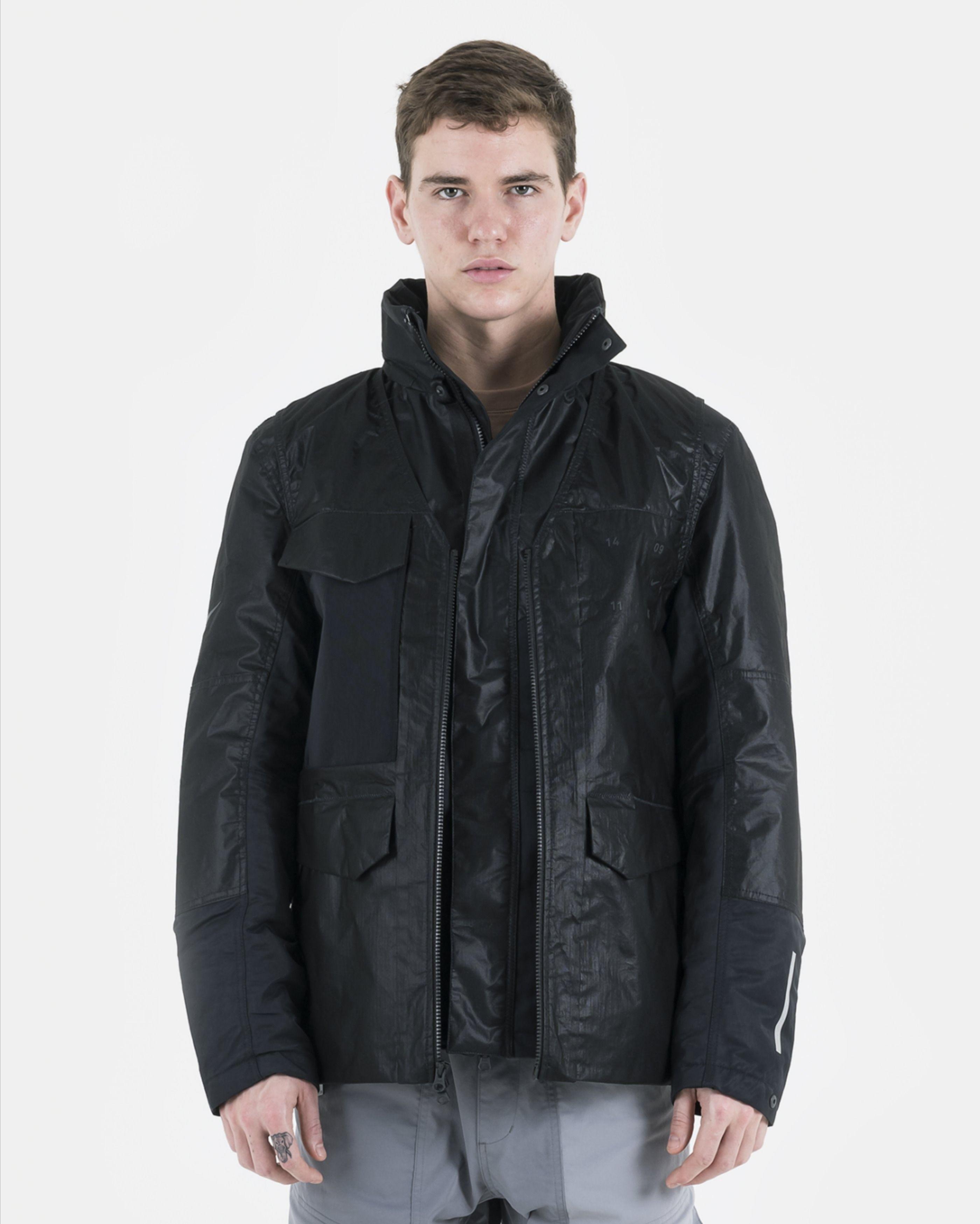 NSW 3in1 Tech Pack Jacket in Black in 2020 Jackets