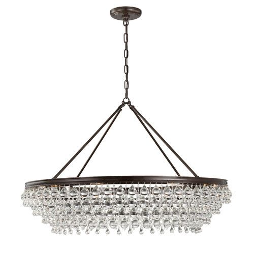 Found it at allmodern robertville 8 light crystal chandelier found it at allmodern robertville 8 light crystal chandelier aloadofball Choice Image