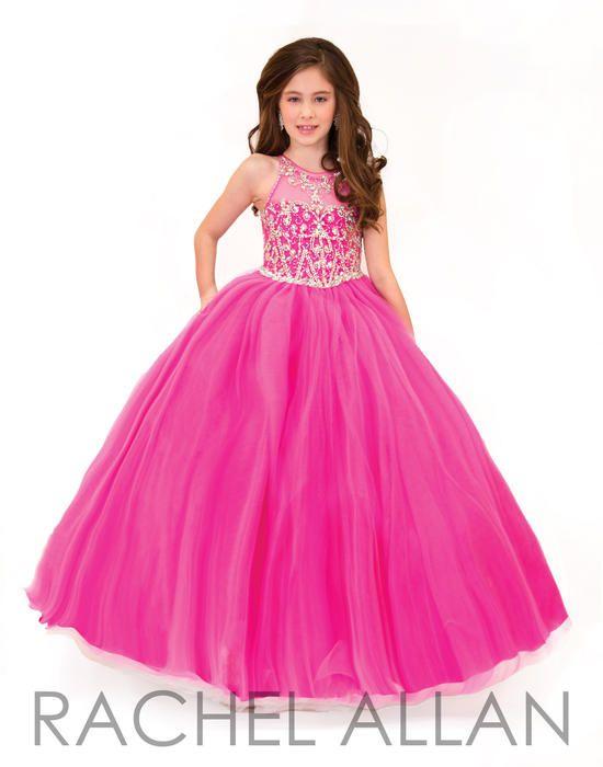Rachel Allen Girls 2016 Pageant Dresses Rachel Allan Perfect Angels ...