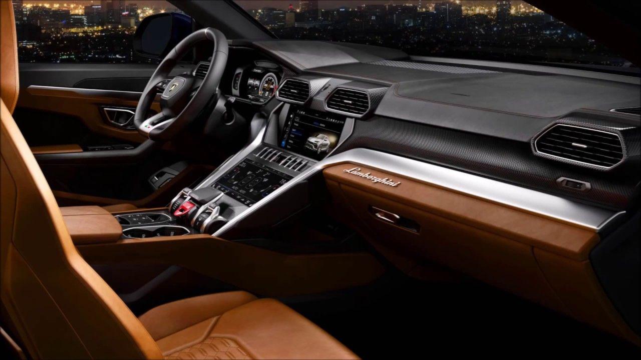 2018 Lamborghini Urus Interior 2018 Lamborghini Urus Interior