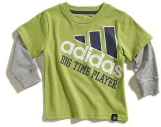 ShopStyle: adidas Baby-Boys Infant Big Time Tee