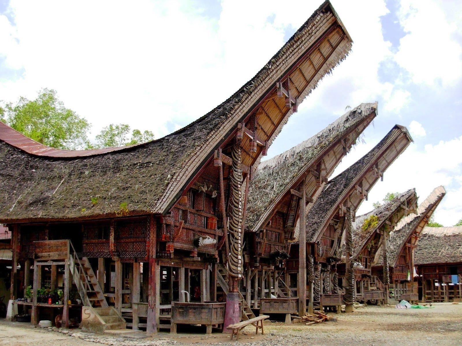 Rumah Adat Di Sulawesi Selatan