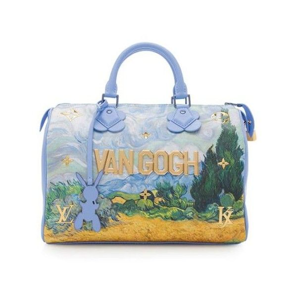 12f6affbbeeb Rental Louis Vuitton Limited Edition Masters Van Gogh Speedy 30... ( 275)