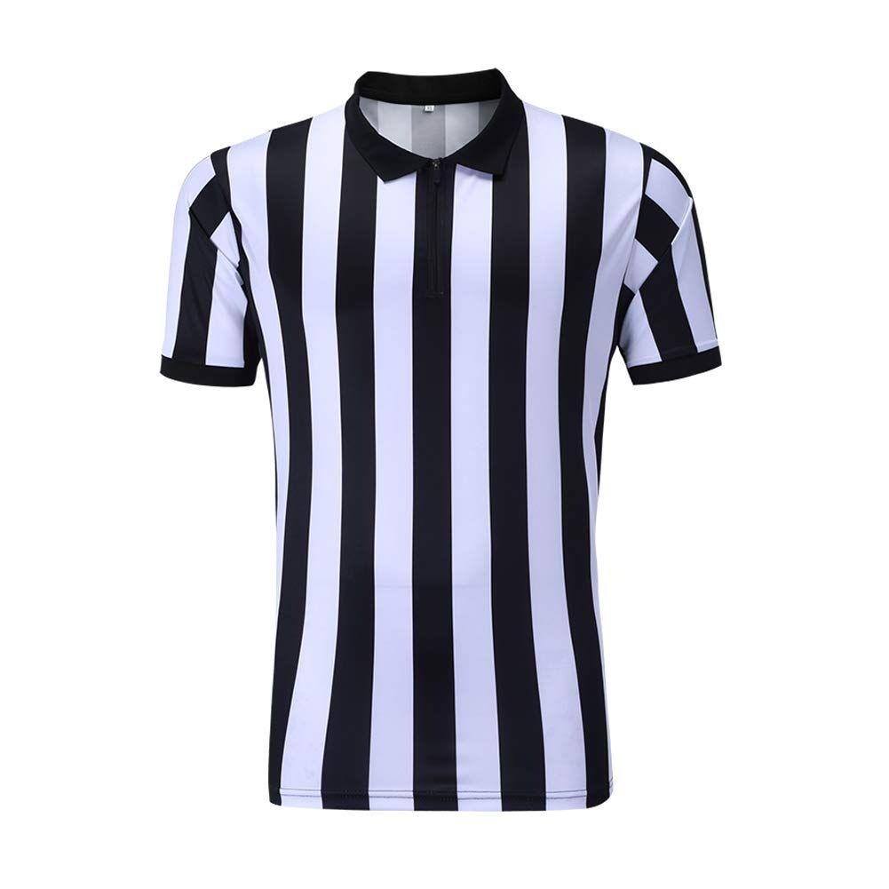 Shinestone Referee Shirts Men S Basketball Football Soccer Sports Referee Umpire Shirt Referee Shirt Jersey Referee Shirts Workout Accessories Soccer Referee