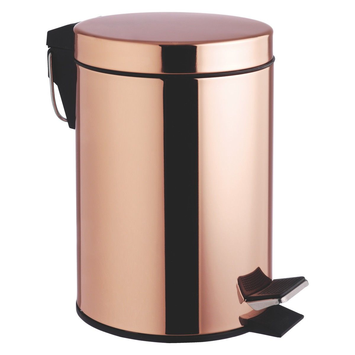 accessories copper sets pin bathroom pinterest