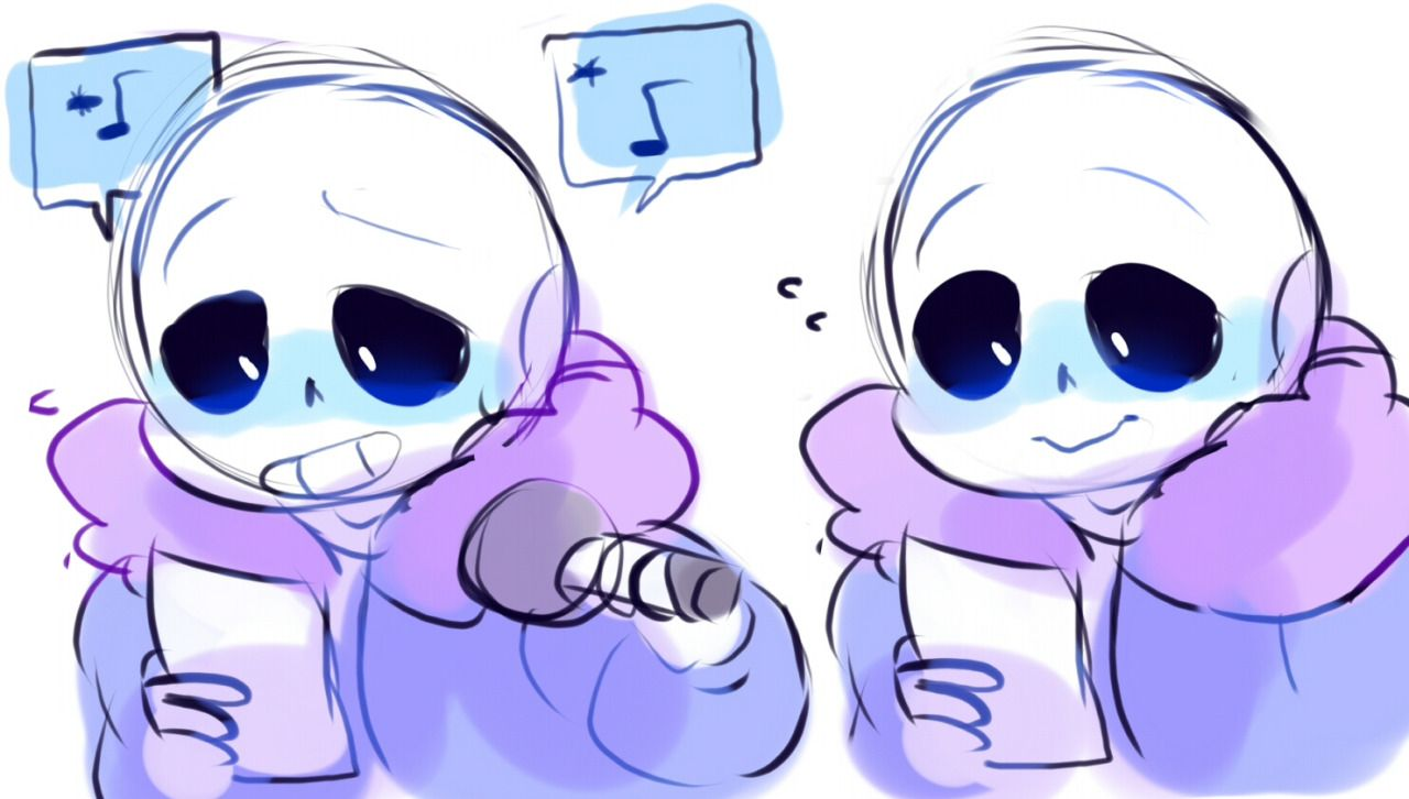 7/11 (Art for the song drop pop candy, which you can hear Sans and