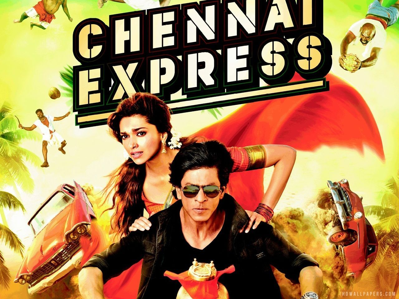 Chennai Express Hindi Film Awesome HD Image Gallery. http ...