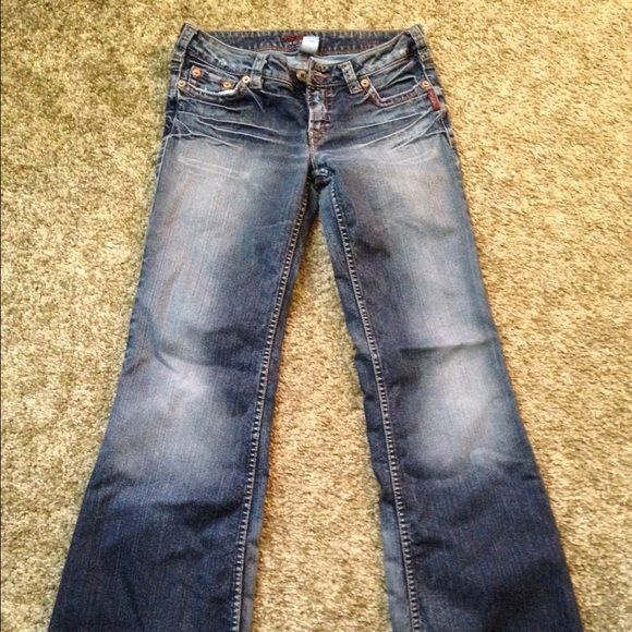 Women's Silver Jeans! Good condition silver jeans! Size 30/33. A ...