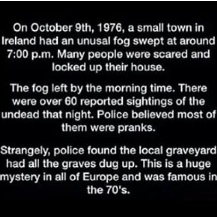 last scary bed time story till next year cuz you know halloween was - Strange Halloween Facts