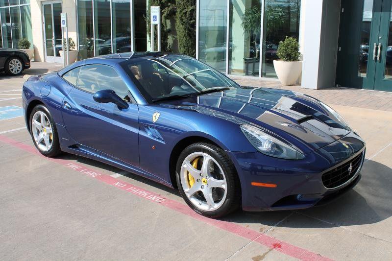 New Used Luxury Sports Car Dealerships In Dallas Fort Worth Park Place Car Dealership Sports Cars Luxury Ferrari California
