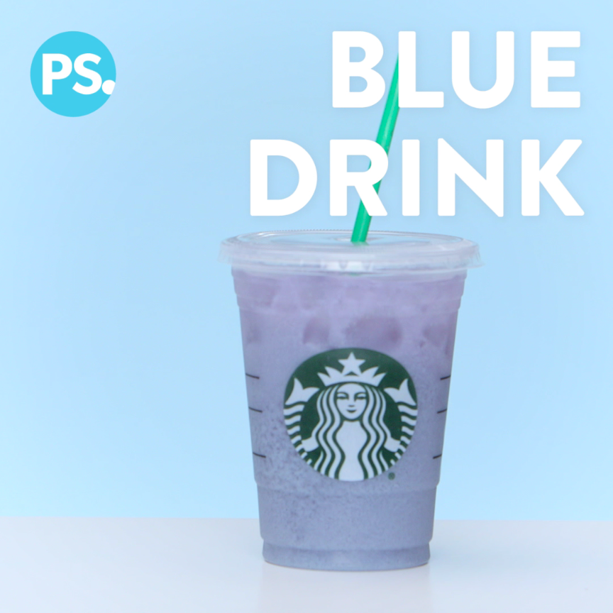If you are a fan of Starbucks's whole new line of rainbow drinks but don't want to keep running to the store every time you have a craving, well, you're in luck because we've figured out how to make them, and they taste just as good as the originals!