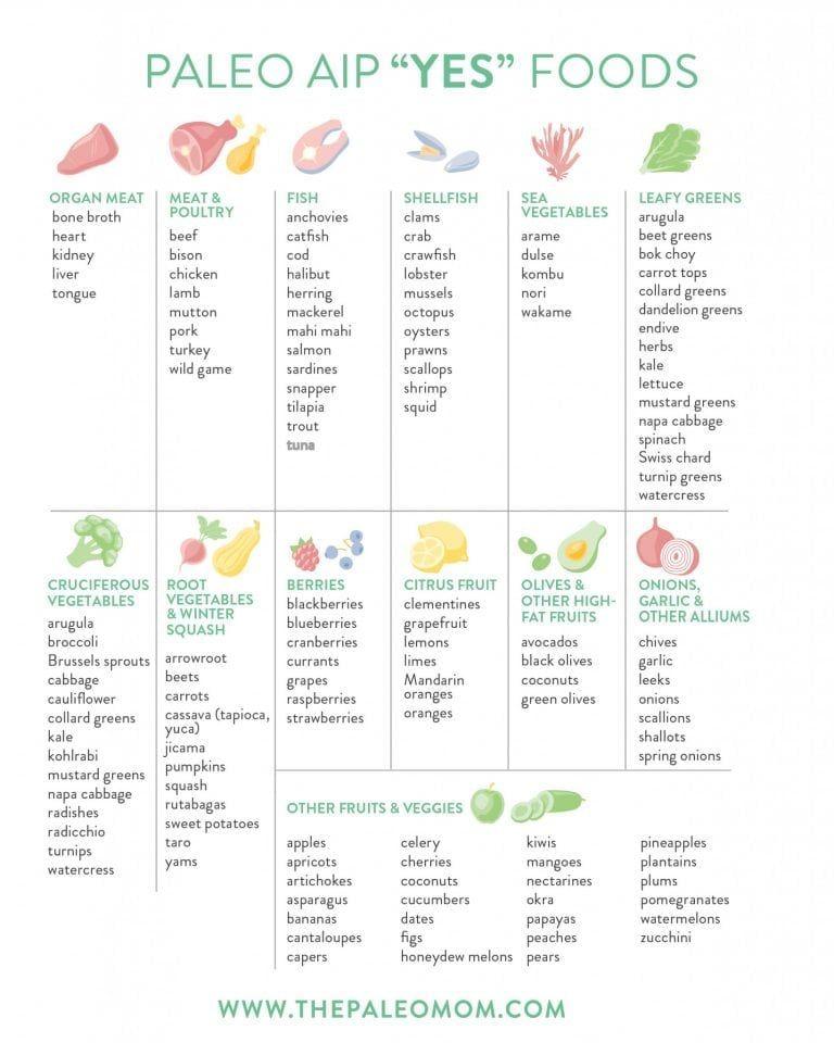 What Is The Autoimmune Protocol The Paleo Mom Aip Diet Paleo Mom Autoimmune Paleo Diet