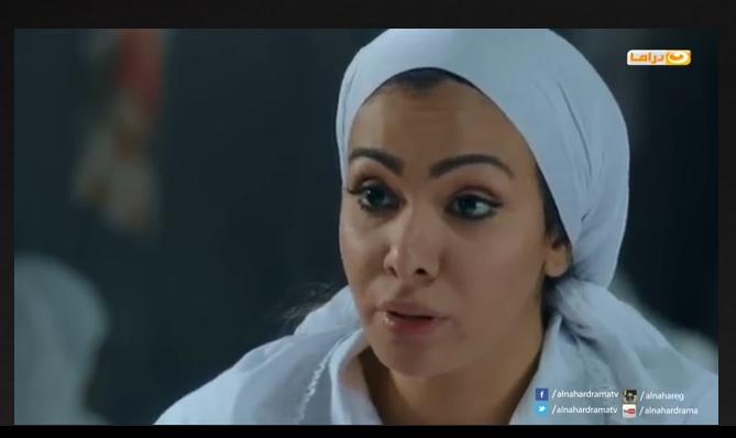 النجمه المصريه ميرهان حسين في مسلسل حب لا يموت