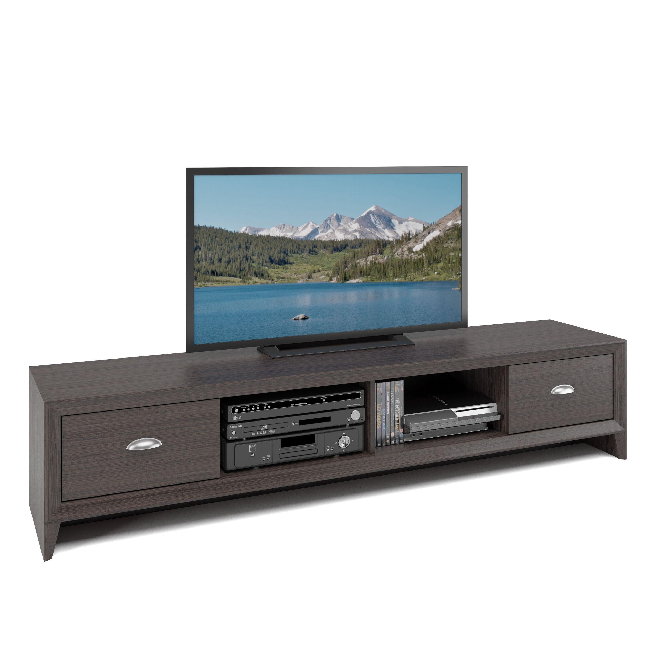 Copper grove skradin modern extrawide tv console tv