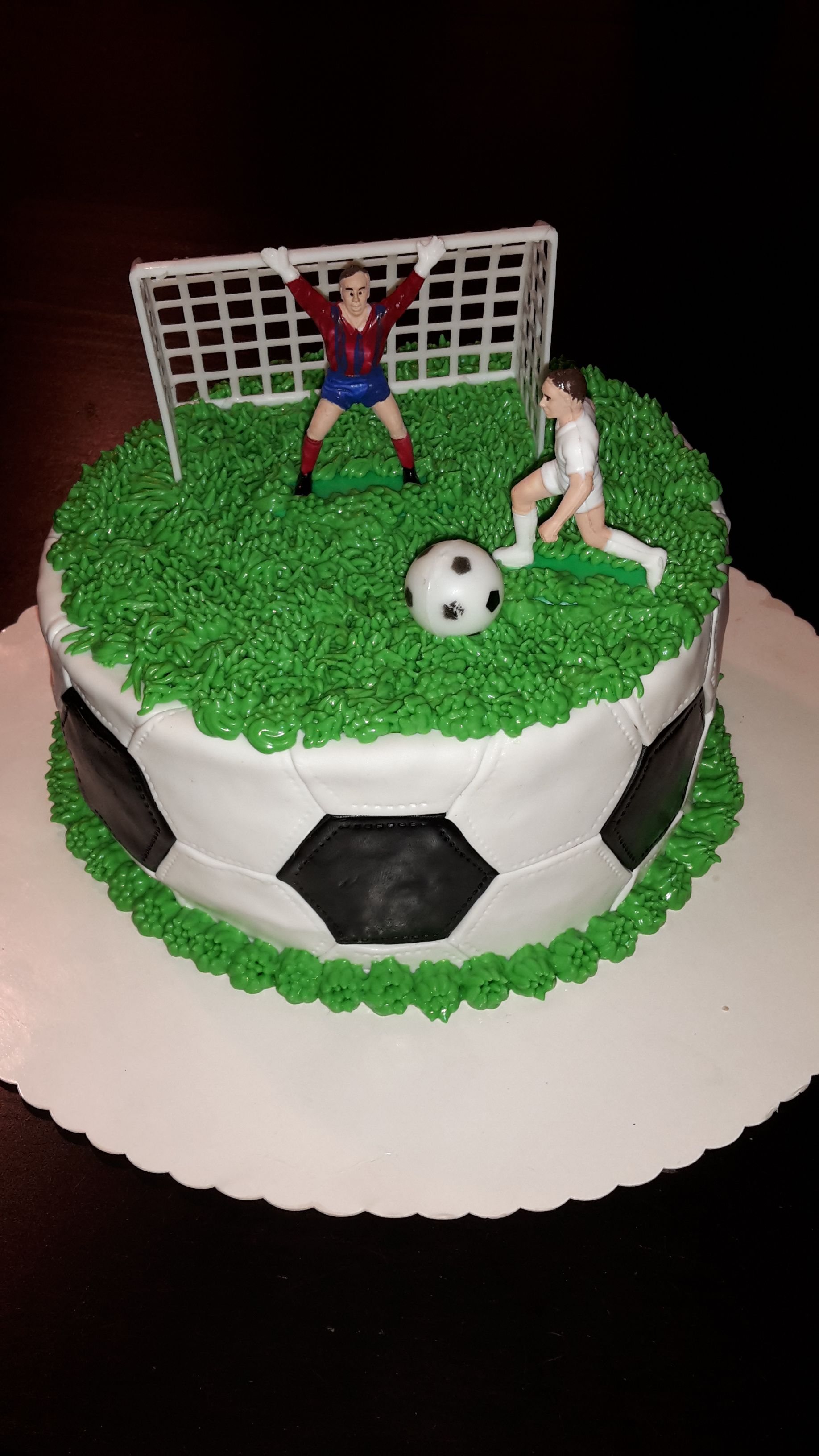 Soccer Football Cake Soccer Birthday Cakes Football Cake Football Birthday Cake