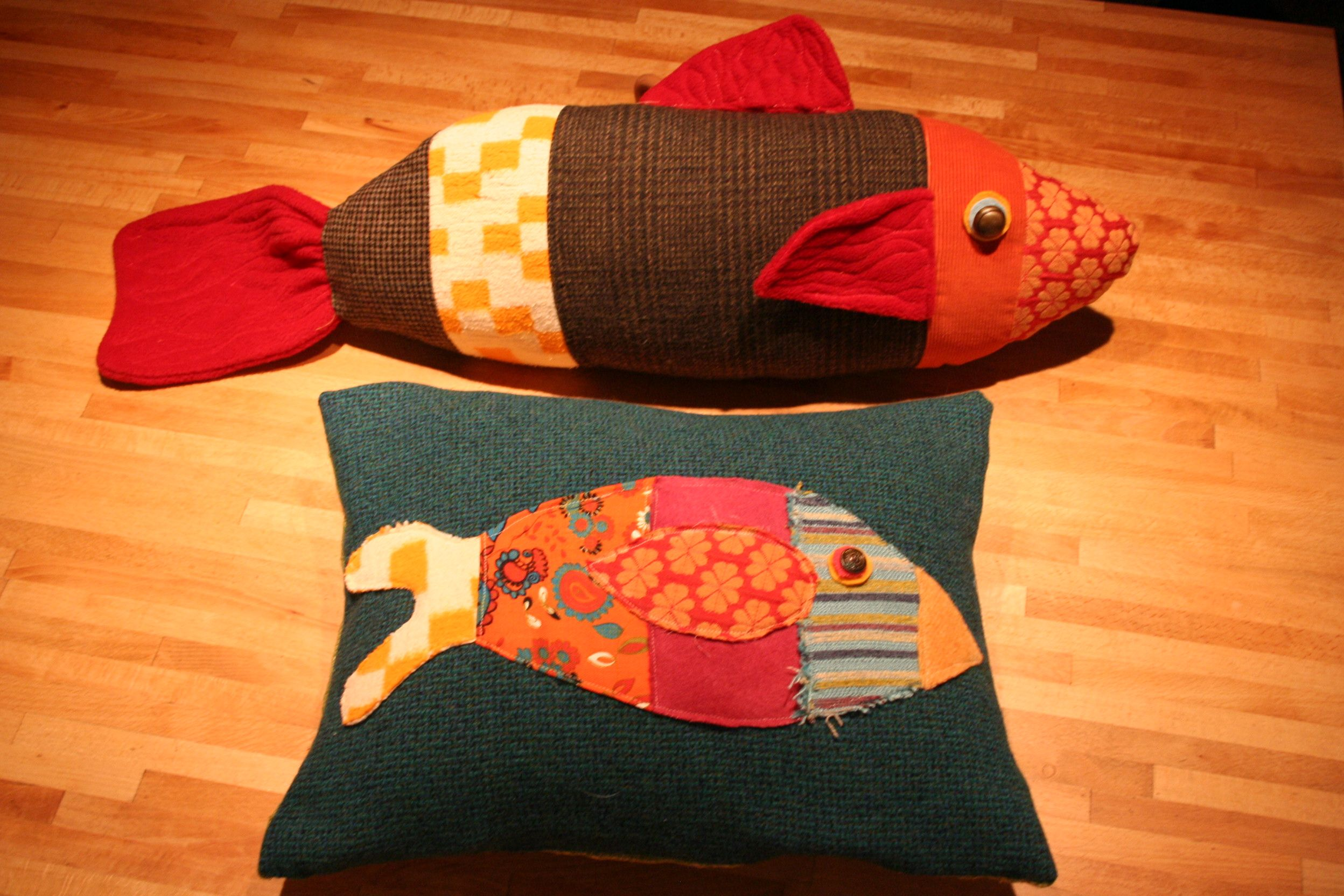 Fish Pillows