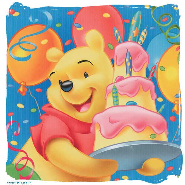 cumple de pooh Buscar con Google cumple Enzo Birthday, Winnie the pooh birthday y Happy