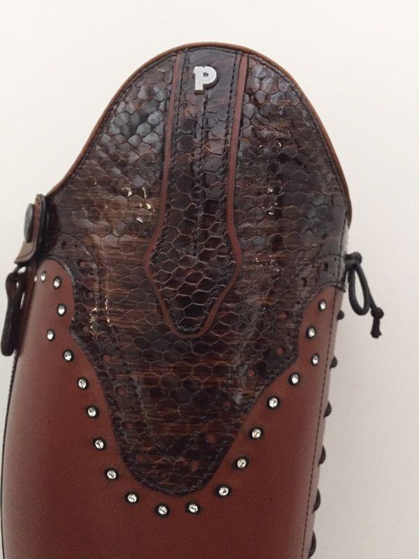 Stiefel : Petrie Strass Reitstiefel Superior Classic