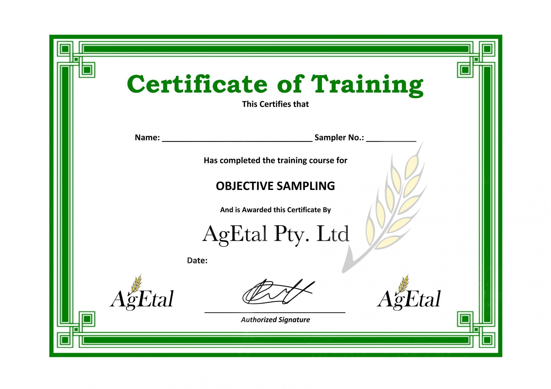 The Wonderful 010 Remarkable Training Certificate Template Free Designs Within F Training Certificate Certificate Templates Certificate Of Achievement Template