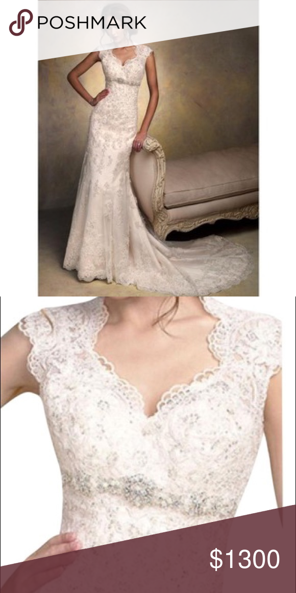 Maggie Sottero Bernadette Wedding Dress