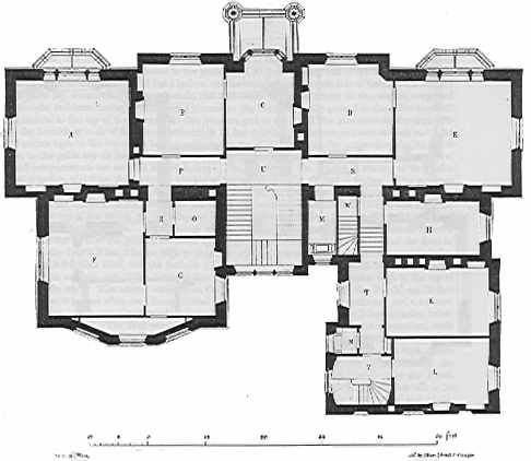 House plans 1800s house plans for 1800 mansion floor plans