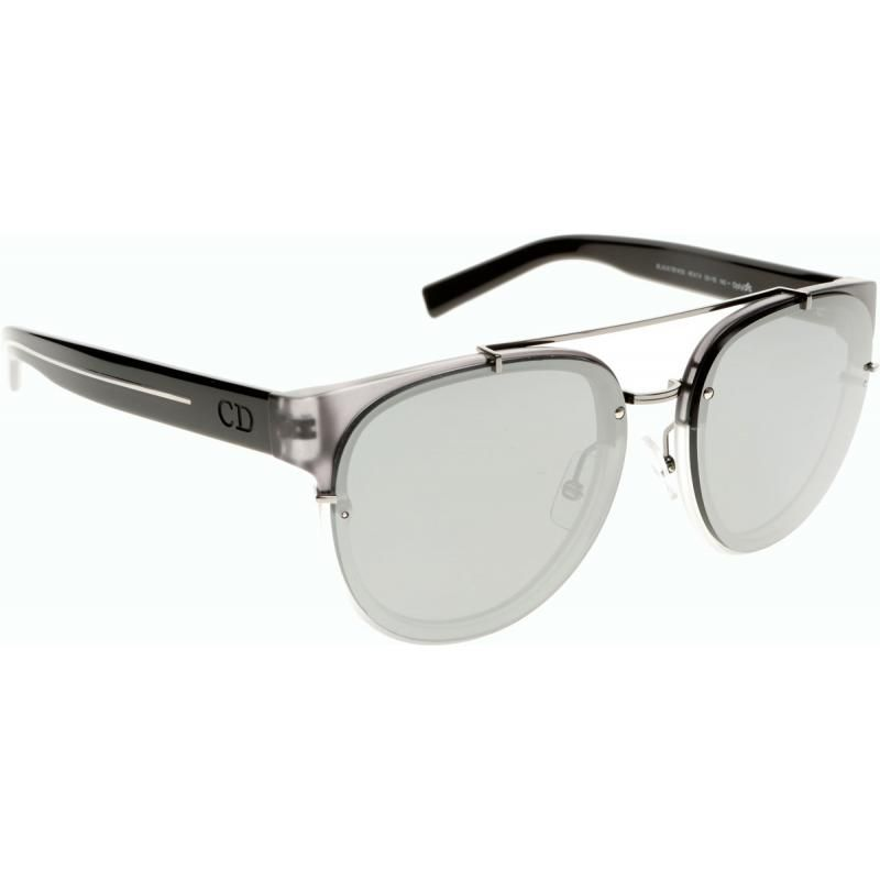 292fb2c136aa Dior Homme BlackTie 143S HEA T4 56 Sunglasses - Shade Station ...