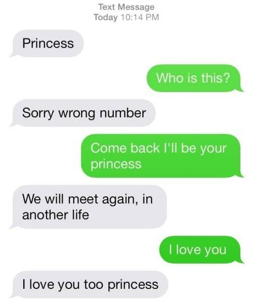18 Wrong Number Texts That Will Melt Your Cold, Dead Heart