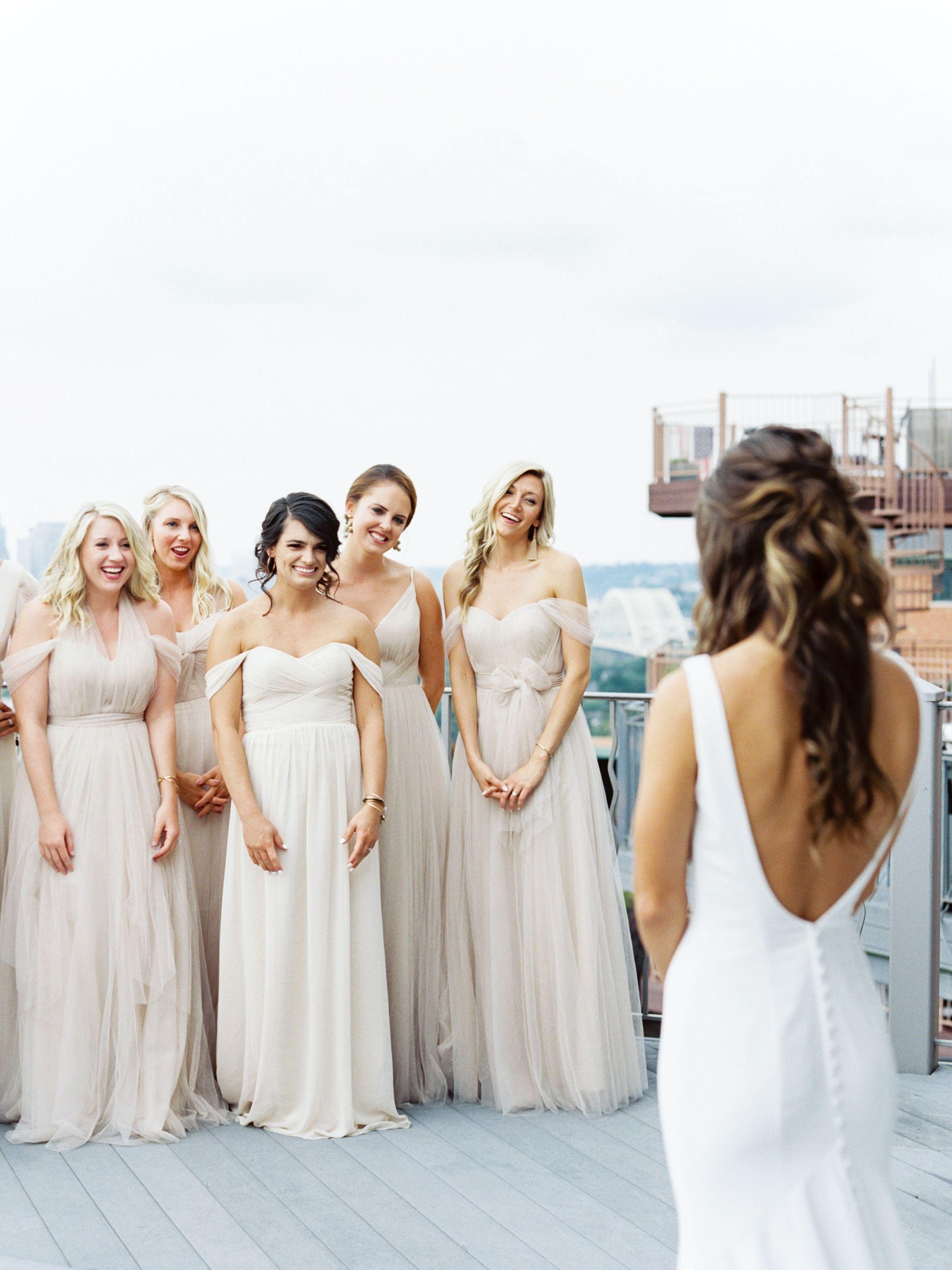 Pin On Bridesmaid Style