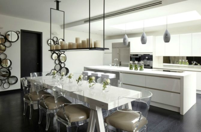 10 Interior Design Tips Modern Chairs By Kelly Hoppen Kitchen