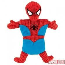 Spiderman Figure Squeek Dog Toy Spiderman You Can Get More