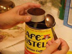 Cuban Coffee - How To Make It - My Big Fat Cuban Family