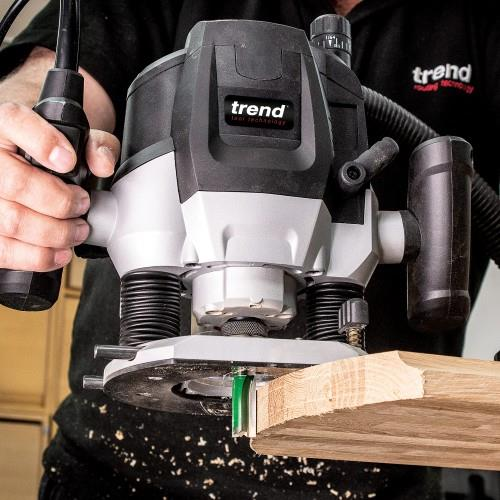Click To Enlarge Trend T7ek 2100w Variable Speed 1 2 Plunge Router Plunge Router Router Festool