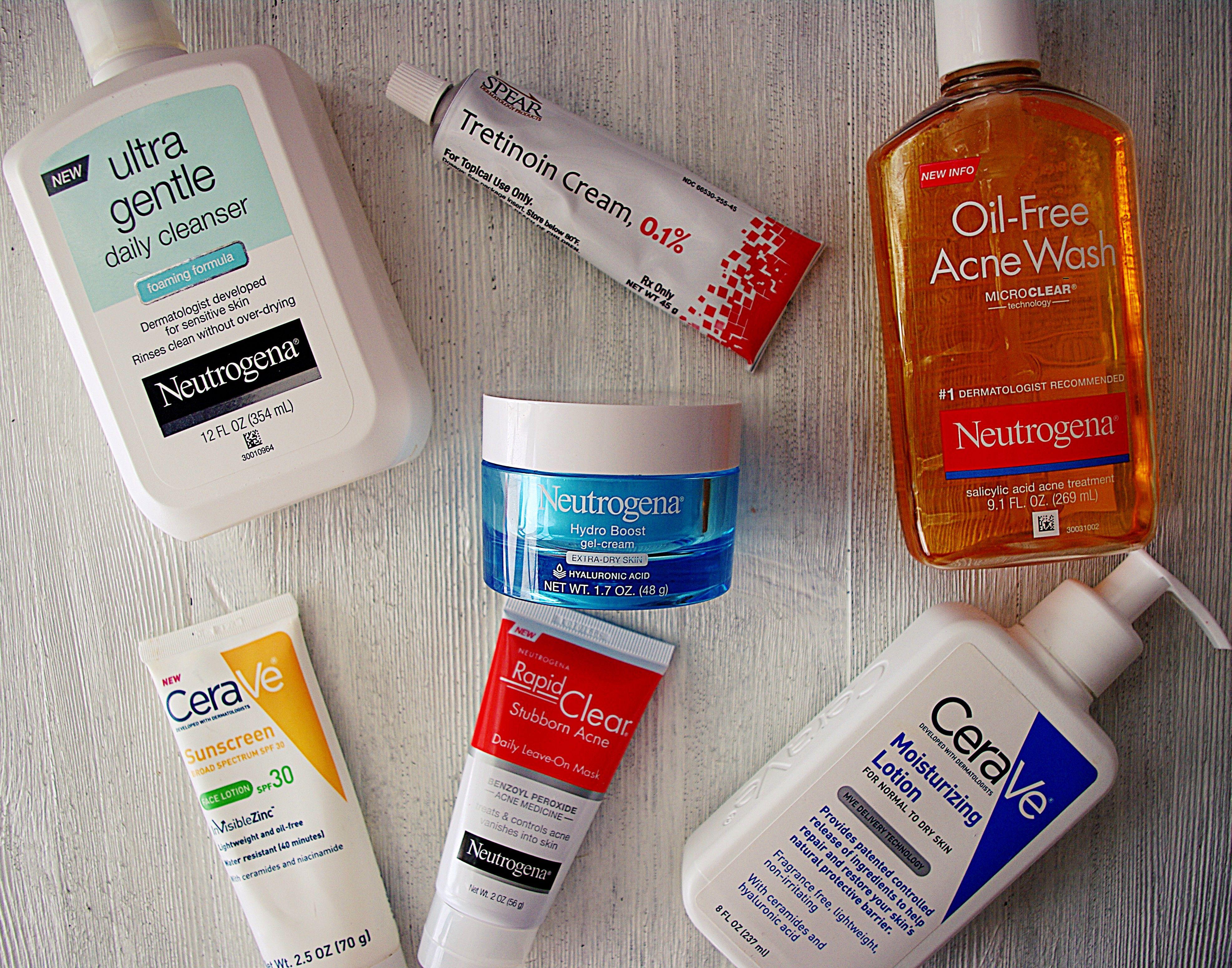 Post Accutane Update Skin Care Routine Skin Care Accutane Skin Care Hair Care
