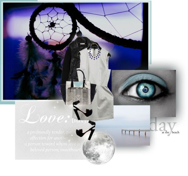 """""""You cried for the Moon"""" by bridge-to-magic ❤ liked on Polyvore"""