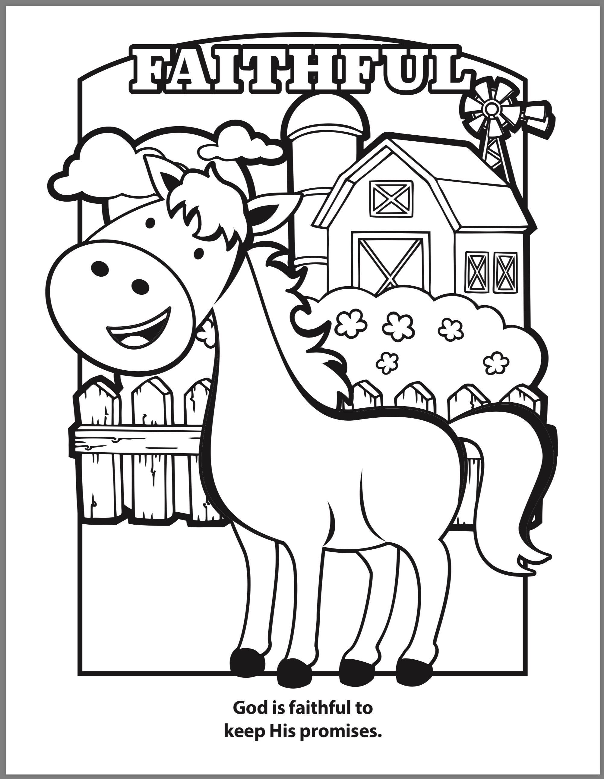 Vbs 2019 Coloring Book Farm Vbs Decorations Vbs Themes Vbs Crafts